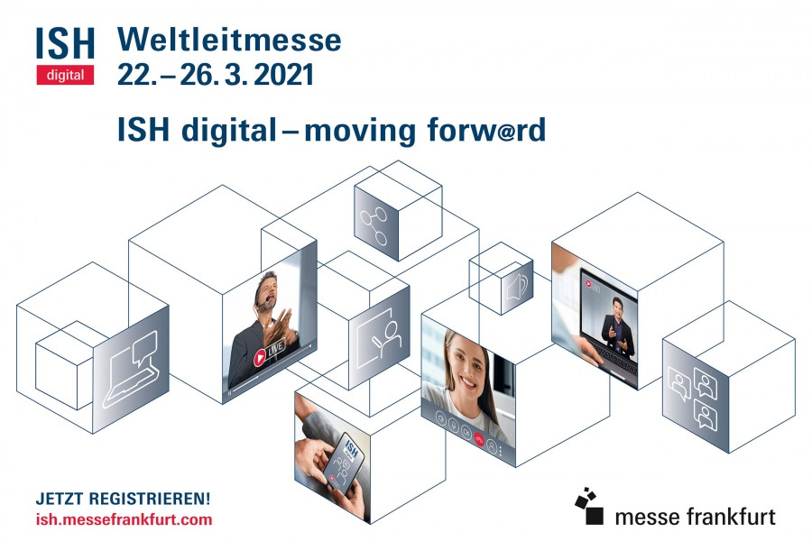 Bild: ISH digital 2021
